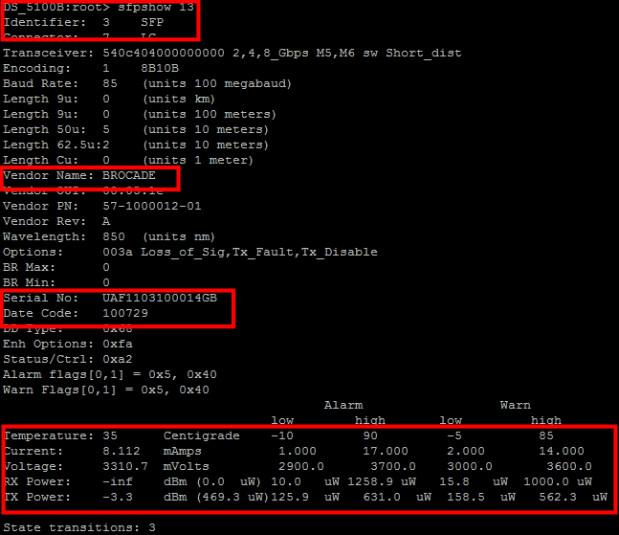 How to Check SFP+ Module Optical Signal Strength?