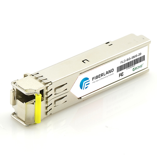 Appearance of 10G SFP+ Fiber Optic Module, Function