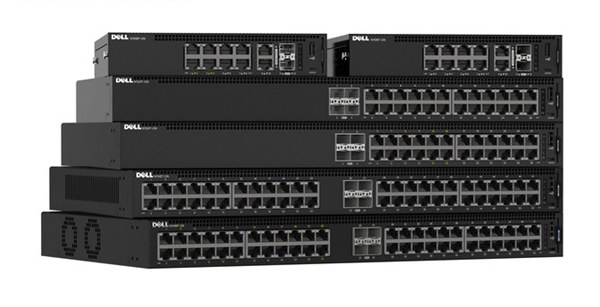 Dell N1100-ON series of network switches