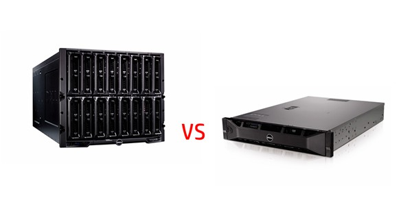 Blade server vs Rack server, which one should you choose?